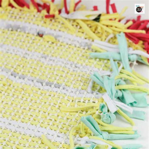 come si fa un tappeto riciclo magliette come fare un tappeto per la casa 183 pane