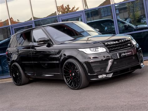 best range rover sport the best looking range rover on the road