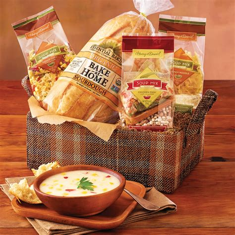 soup of gift basket cute for christmas pictures to pin on