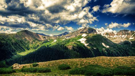 Mountain Scape mountainscape hd wallpaper 1920x1080 27280