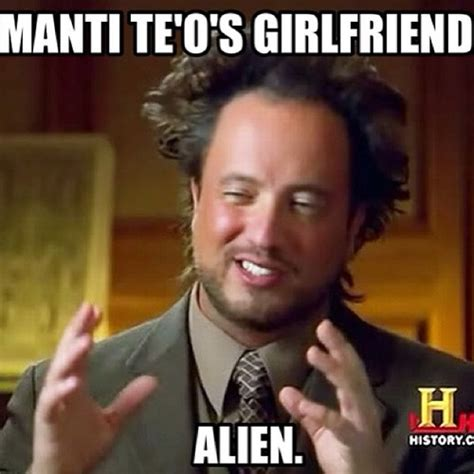 Manti Te O Memes - manti teo catfish meme www imgkid com the image kid