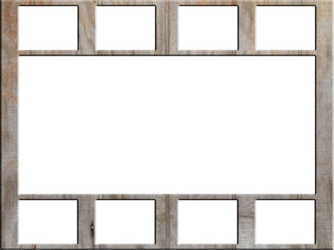 wall photo frame collage wood wall collage frame by zarodas on deviantart