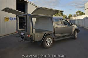 Dual Cab Ute Canopy by Canopies Steelstuff P Amp M Hodgson Steel Fabrication