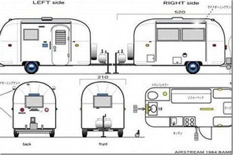 airstream floor plans airstream bambi floor plan quotes
