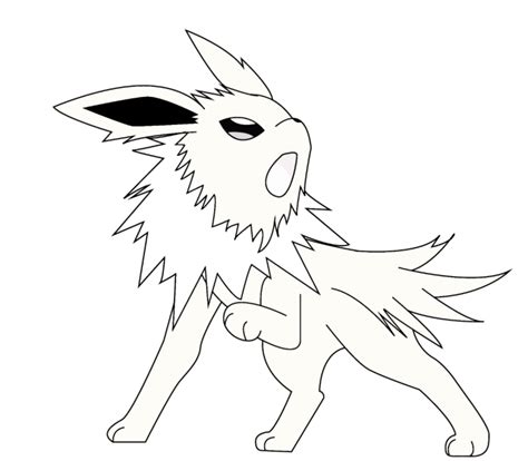 pokemon coloring pages jolteon pokemon jolteon coloring pages images pokemon images
