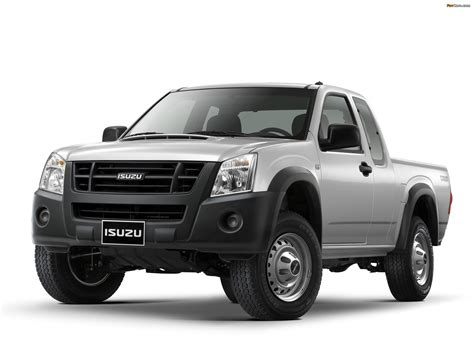 isuzu dmax 2006 isuzu d max 2006 review amazing pictures and images
