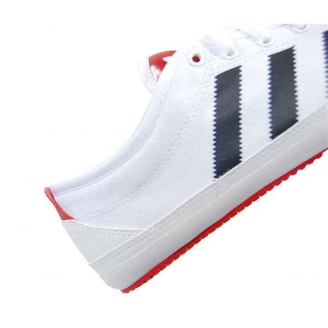 Jaket Adidas Navy Abu Lo Jaket Lacoste Diskon adidas originals nizza lo remo canvas white mens shoes from attic clothing uk