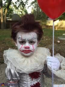 baby pennywise costume photo