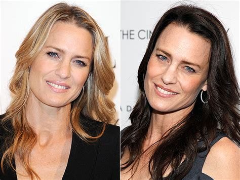 robin wright s hair color change in house of cards why did robin wright change her hair color