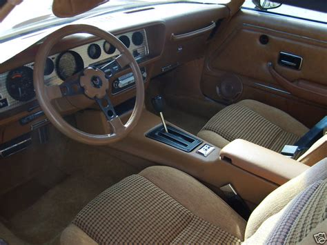 1979 Trans Am Interior by 1979 Pontiac Trans Am Interior Pictures Cargurus