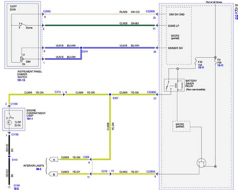dome light wiring schematic free image schematic
