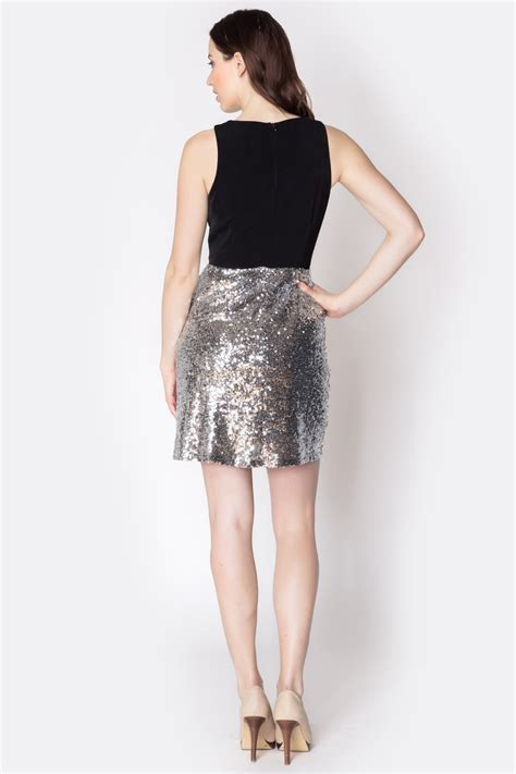 tulle sequin dress from cincinnati by trend shoptiques