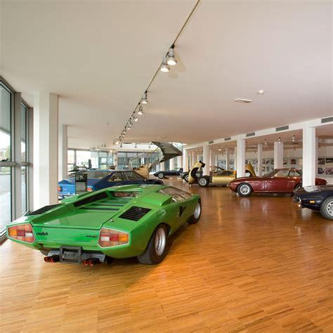 Lamborghini Museum In Italy Tour The Lamborghini Museum In Italy Using View