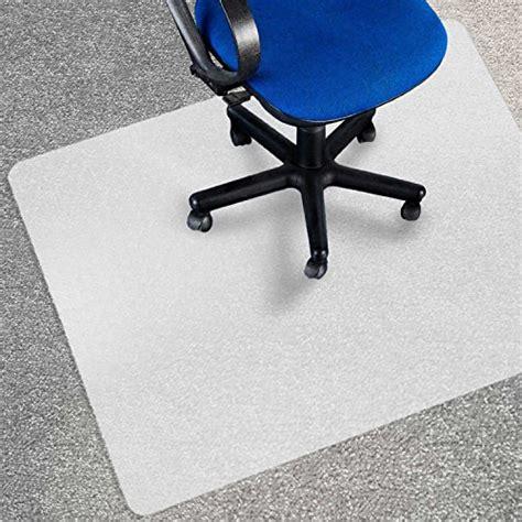 black desk chair mat office marshal 174 eco office chair mat 30 quot x 48 quot multiple