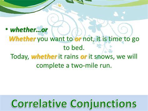 pattern of correlative conjunction correlative conjunctions ppt video online download