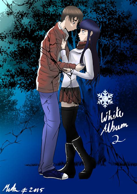 Touma White Album 2 white album 2 haruki x kazusa by daitenshi1337 on deviantart