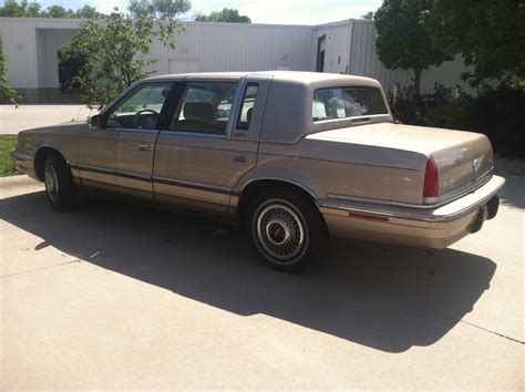 1992 Chrysler New Yorker by 1992 Chrysler New Yorker Overview Cargurus
