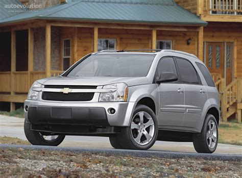 how to learn all about cars 2005 chevrolet avalanche 1500 parking system chevrolet equinox specs 2004 2005 2006 2007 2008 2009 autoevolution