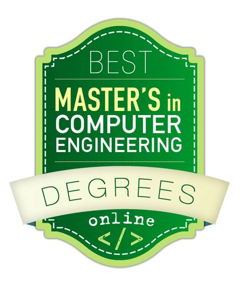 masters degree in engineering 25 best online master s in computer engineering degrees
