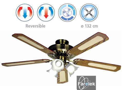 Ventilateur De Plafond Reversible 1411 by Ventilateur Plafond Reversible Great Agrandir With