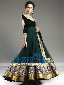 shop latest bridal anarkali dresses online dress