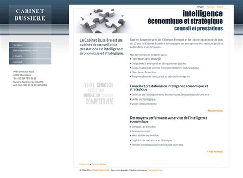Cabinet Cousin Bazire by Cabinet Intelligence Economique