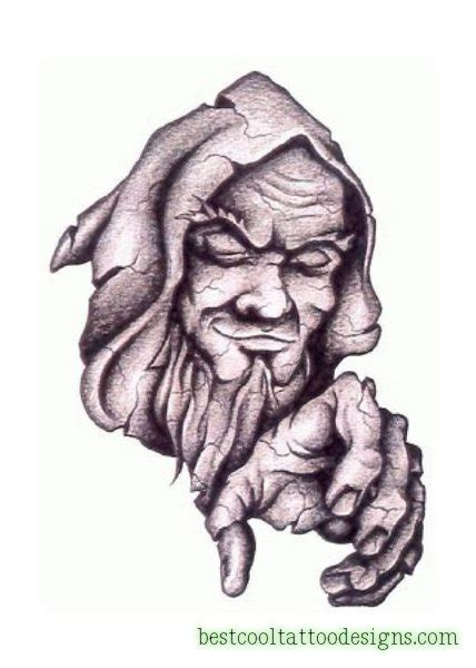 wizard tattoo designs wizards archives best cool designs