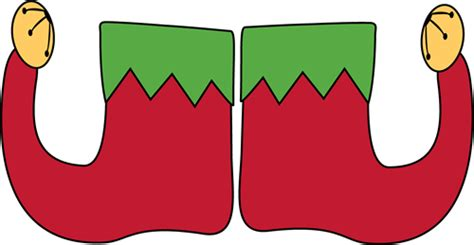 elf shoes clip art elf shoes image