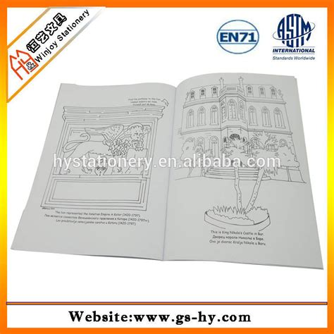 coloring book manufacturers printing manufacturers school stationery drawing set