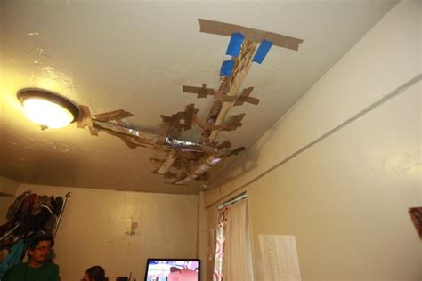 Leaks In Ceiling by Exclusive Roof Repairs At Nycha Building Make Leaks Worse