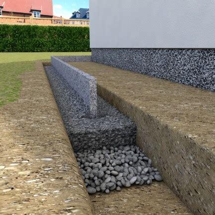 terrasse ohne randsteine kantensteine beton palisade beton mauerstein leistenstein