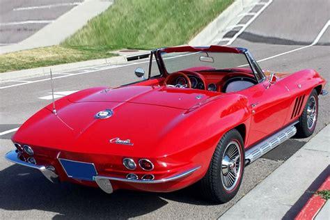 1965 corvette convertible 1965 chevrolet corvette 327 convertible 200761
