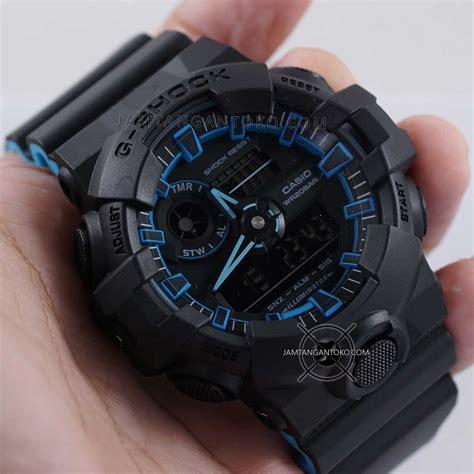 Jp Jam Tangan Pria Digitec Ga 700 Ori Anti Air Black gambar jam tangan g shock ori bm ga 700se 1a2 hitam biru 187 jamtangantoko