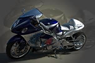 Suzuki 1300 Motorcycle 2004 Suzuki Hayabusa Gsx 1300 With Nos Custom Motorcycle