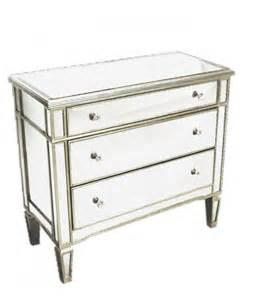 antique mirror 3 drawer dresser mirrored furniture