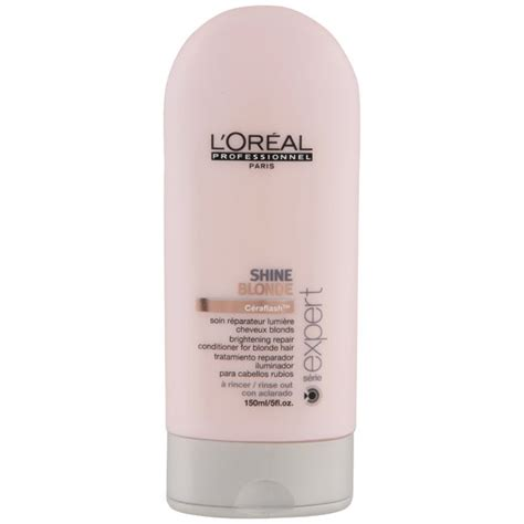 Conditioner Loreal l or 233 al professionnel s 233 rie expert shine conditioner 150ml free delivery