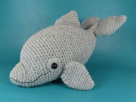 Amigurumi Pattern Dolphin | dolphin pdf amigurumi crochet pattern