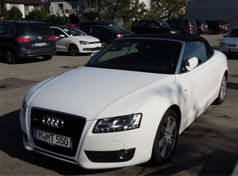 Audi A5 Leasing Angebot by Audi A5 Cabriolet Leasing Kostenlose Audi A5 Cabriolet