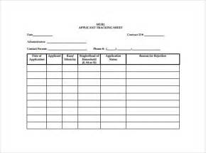 track templates 11 tracking spreadsheet templates free sle exle