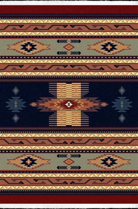 phoenox rugs united weavers area rugs manhattan rug 040 36064 cheyenne navy southwestern rugs