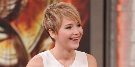 cnn haircuts jennifer lawrence cnn haircut alert was weirdest thing