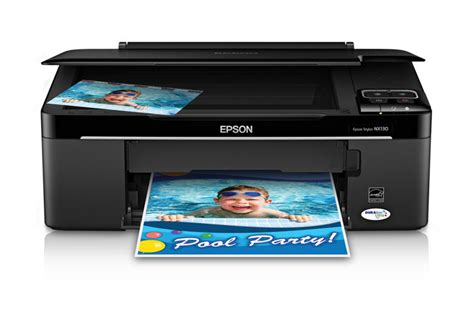 Printer Epson All In One Infus epson stylus nx130 all in one printer inkjet printers