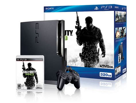 Ps 3 Slim 320gb Cfw 475 Limited Edition limited edition ps3 call of duty mw3 320gb system arriving may 25th