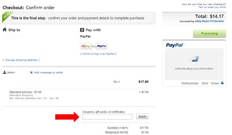 How Do You Redeem An Ebay Gift Card - ebay redeeming coupons