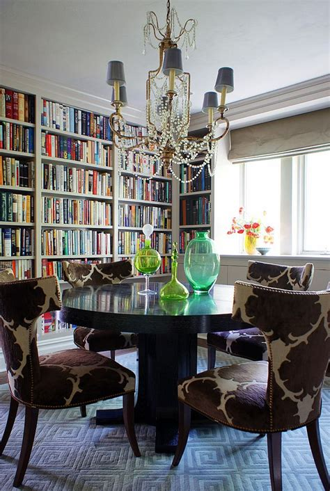library dining room 25 dining rooms and library combinations ideas inspirations