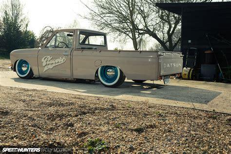 old nissan truck datsun 520 pickup lowrider classic tuning r wallpaper