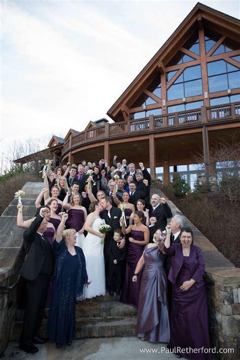 Bear Lake Reserve Wedding Photography North Carolina Smoky