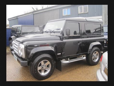 land rover defender svx land rover defender svx for sale