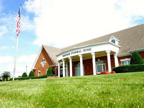 heritage funeral homes landing page chattanooga tn