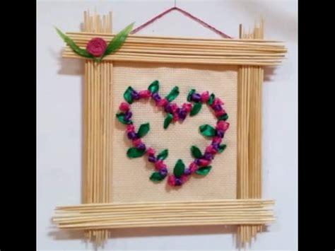 Handmade Photo - diy handmade decoration how to make a frame with